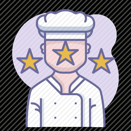Award, chef, cooking, culinarium, mastery, restaurant, skill icon - Download on Iconfinder