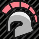 history, spartan, helmet