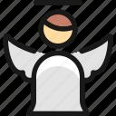religion, angel