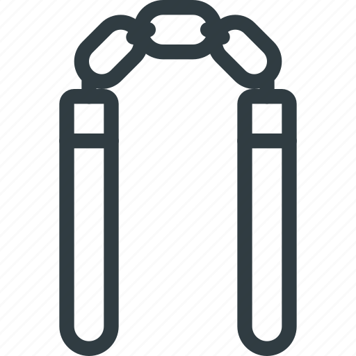 Chinese, civilization, communities, community, culture, nation, nunchuck icon - Download on Iconfinder