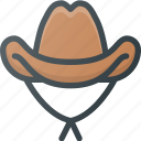 american, civilization, community, cowboy, culture, hat, nation icon