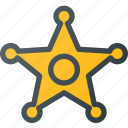 badge, civilization, communities, community, culture, nation, sheriff icon