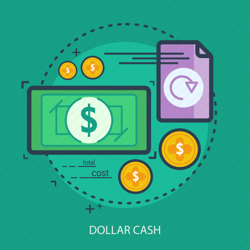 business, cash, concept, currencies, dollar, finance, money icon