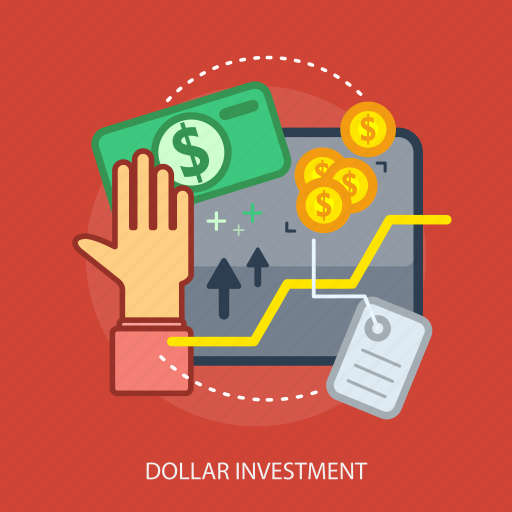 business, concept, currencies, dollar, finance, investment, money icon