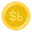 bolivian, bolviano, currency, exchange, money icon