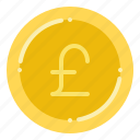currency, england, exchange, money, pound, sterling icon