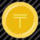 currency, exchange, kazakhstani, money, tenge icon