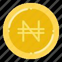currency, exchange, money, naira icon