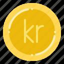 currency, exchange, krone, money, norwegian