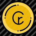 brazilian, cruzeiro, currency, exchange, money icon