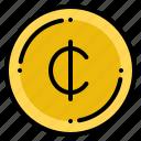 cedi, currency, exchange, ghana, money