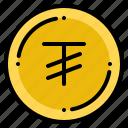 currency, exchange, money, mongolia, tughrik icon