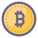 bit, bitcoin, coin, currency, digital currency, money icon