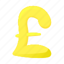 banking, cartoon, cash, currency, money, pound, sterling