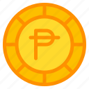 peso, coin, currency, money, cash