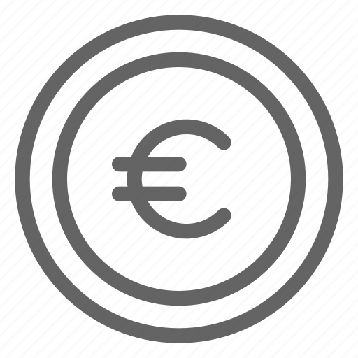 currency, euro, europe icon