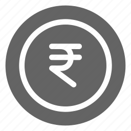 currency, indian, rupee icon