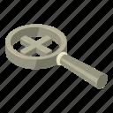 application, cartoon, click, cursor, direction, isometric, zoom