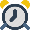 alram, clock, custom icon