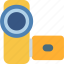 camcorder, custom icon
