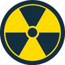 custom, hazardous icon
