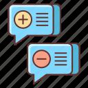 feedback, improvement, suggestion icon