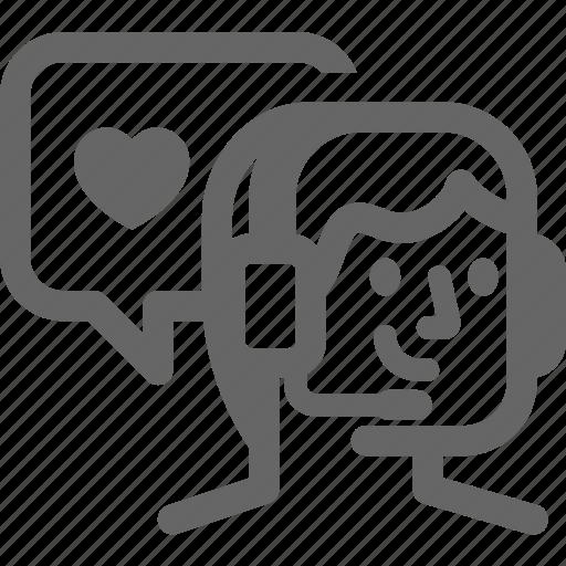 call, care, center, customer, service, support, telemarketing icon