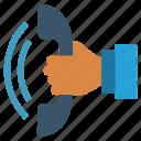 call, customer calling, customer service, helpline, receiver, service, telephone