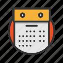 calendar, customer, service icon