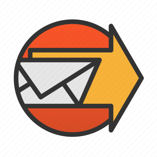 customer, email, mail, service icon
