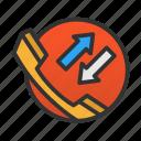 call, customer, service icon