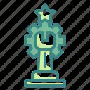 award, certificate, premium, quality, winner icon