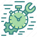 express, fast, quick, speedy, urgent icon