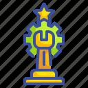 award, certificate, premium, quality, winner