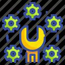gear, maintenance, repair, service, tools