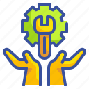 call, customer, people, service, support icon