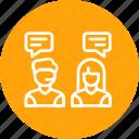 communication, conversation, customer care, help, service, support, talk