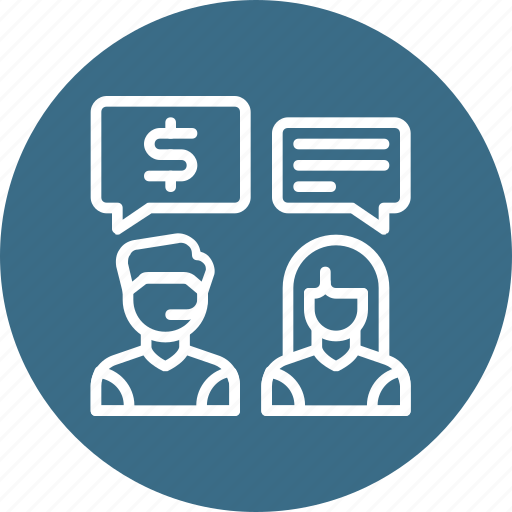 care, conversation, customer, discussion, help, price, support icon