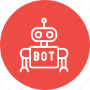 automatic, bot, customer, help, reply, robot, support