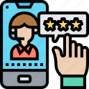 customer, satisfaction, rating, review, score
