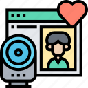 webcam, customer, support, online, care