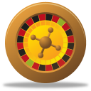 casino, game icon