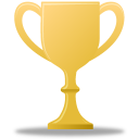 gold, trophy