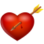 http://cdn1.iconfinder.com/data/icons/customicondesignvalentine/64/arrow-and-heart.png