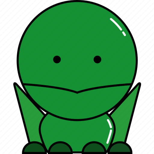 animal, cute, frog icon