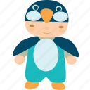 baby, bird, child, children, cute, newborn icon