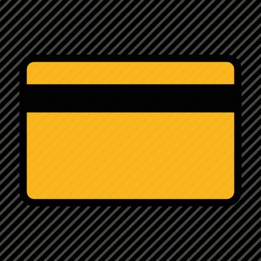 card, credit, debit, emoji, money, pay, payment icon