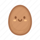 chocolate, cute, easter, egg, holidays, spring icon