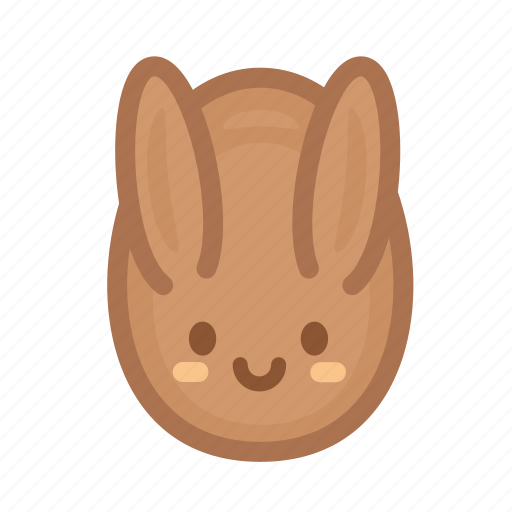 Chocolate, easter, egg, holidays, rabbit, spring, sweet icon - Download on Iconfinder