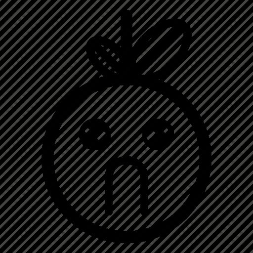 character, cry, cute, emoji, emoticon, sad icon